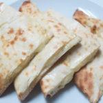 チーズナン画像